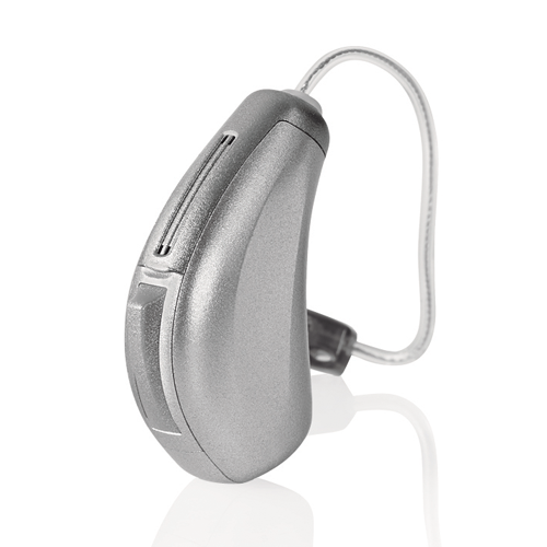Receiver in Canal Micro Hearing Aid RIC
